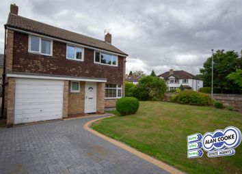 Thumbnail 3 bed detached house for sale in Highwood Avenue, Moortown, Leeds