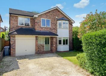 Thumbnail 4 bed detached house to rent in Talbot Road, Alderley Edge