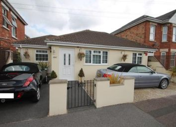 Thumbnail 2 bedroom detached bungalow to rent in Shelbourne Road, Bournemouth