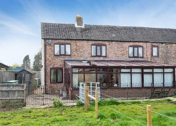 Thumbnail 4 bedroom semi-detached house for sale in Nupend, Stonehouse