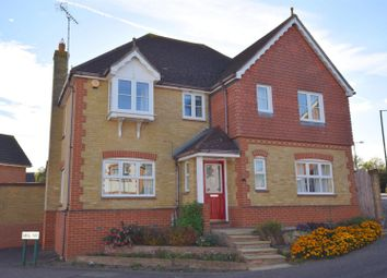 Thumbnail 4 bed detached house for sale in Albra Mead, Springfield, Chelmsford