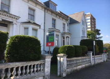 Thumbnail 1 bedroom flat to rent in Heene Road, Worthing