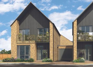 """Thumbnail 4 bed detached house for sale in """"The Moore"""" at Old London Road, Harlow"""