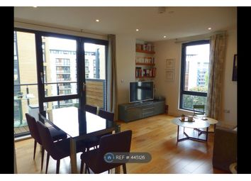 Thumbnail 2 bed flat to rent in Graphite Point, London