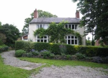 Thumbnail 3 bed detached house to rent in Back Lane, Worthen, Shrewsbury