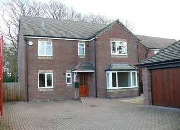 Thumbnail 5 bedroom detached house to rent in The Laurels, Betty's Lane, Woore, Cheshire