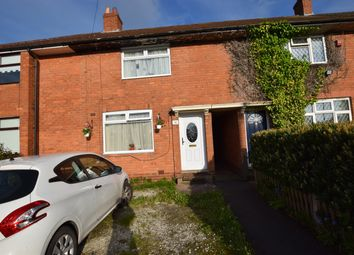 Thumbnail 3 bed terraced house for sale in Harvington Rd, Birmingham