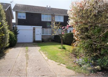 Thumbnail 3 bed semi-detached house for sale in Yew Tree Gardens, Waterlooville