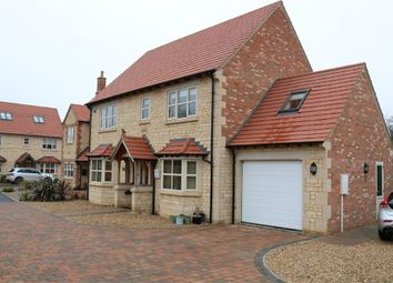 Thumbnail 5 bed detached house for sale in 49 Bourne Road, Corby Glen, Grantham, Lincolnshire