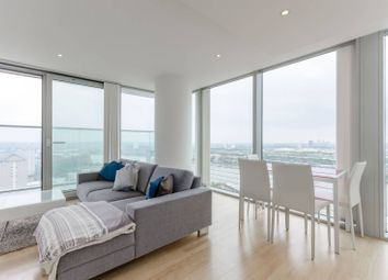 Thumbnail 2 bed flat for sale in Landmark East Tower, Canary Wharf