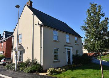 4 bed detached house for sale in Hawkins Road, Hillside Gardens, Exeter EX1