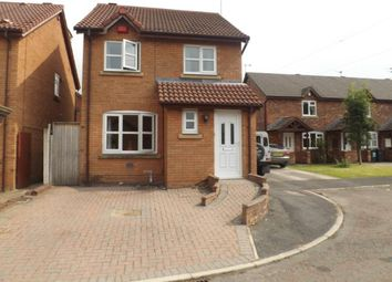 Thumbnail 3 bed detached house for sale in Barleymow Close, Great Sutton, Ellesmere Port