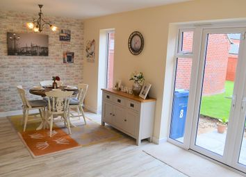Thumbnail 4 bed detached house for sale in Bridgwood Road, Fradley, Lichfield