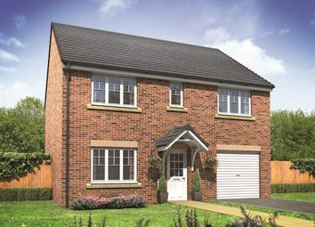 "Thumbnail 5 bed detached house for sale in ""The Strand"" at Moorland Road, Sherburn In Elmet, Leeds"