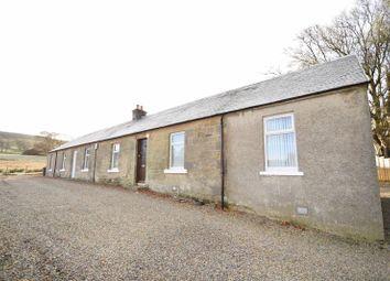 Thumbnail 2 bedroom cottage to rent in Ayr Road, Douglas, Lanark
