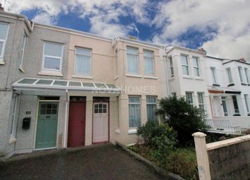 Thumbnail 3 bed terraced house for sale in Rosedale Avenue, Plymouth