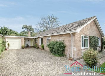 Thumbnail 3 bed detached bungalow for sale in Brumstead Road, Stalham, Norwich