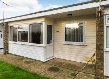 Thumbnail 2 bedroom mobile/park home for sale in Newport Road, Hemsby, Great Yarmouth