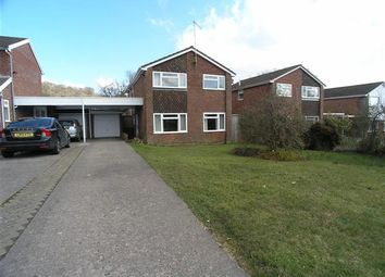 Thumbnail 4 bed detached house to rent in Parc Y Fro, Creigiau, Cardiff