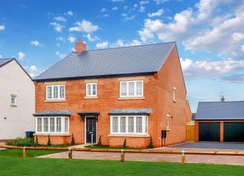 Thumbnail 5 bed detached house for sale in The Leys, Bidford-On-Avon, Alcester