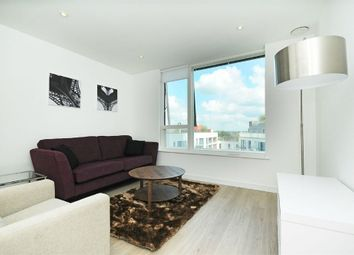Thumbnail 1 bed flat for sale in Tennyson Apartments, 1 Saffron Central Square, Croydon