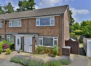 Thumbnail 2 bedroom end terrace house to rent in Manor Lea Close, Milford, Godalming