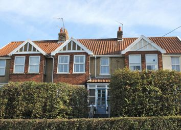 Thumbnail 3 bedroom terraced house for sale in Station Road, Southwold