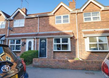 Thumbnail 2 bed terraced house to rent in Wayfbain Lane, Hedon, Hull
