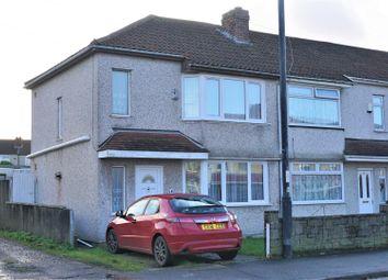 Thumbnail 3 bedroom end terrace house for sale in Broomhill Road, Brislington, Bristol