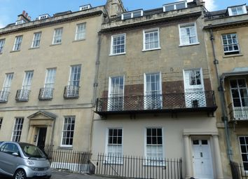 Thumbnail 2 bed flat to rent in Upper Church Street, Bath