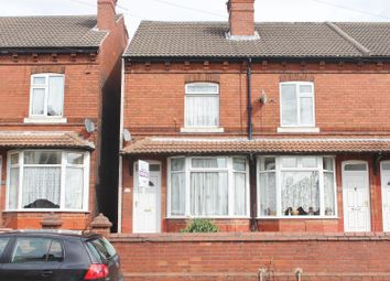Thumbnail 2 bed end terrace house for sale in Stoneyford Road, Stanton Hill, Sutton-In-Ashfield