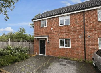 Thumbnail 3 bed semi-detached house to rent in Hawthorn Way, Chigwell