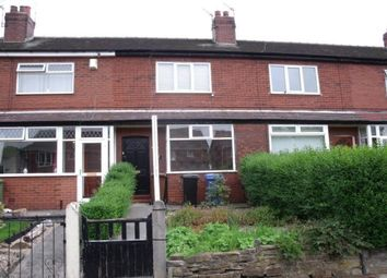 Thumbnail 2 bedroom terraced house to rent in Eastcote Road, Stockport