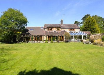 Thumbnail 4 bed detached house for sale in Ripsley Park, Liphook, Hampshire
