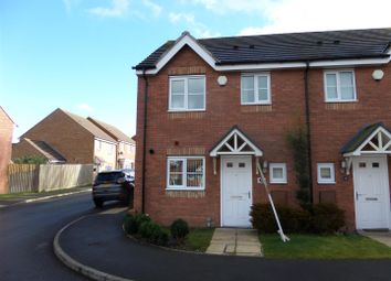 Thumbnail 3 bed semi-detached house to rent in Levett Grange, Rugeley