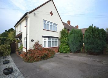 Thumbnail 3 bed end terrace house for sale in Shawley Crescent, Epsom