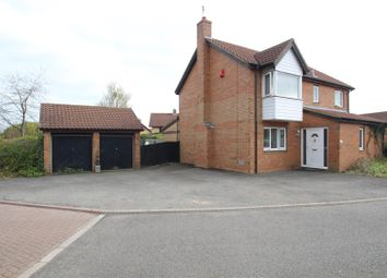 Thumbnail 4 bedroom detached house for sale in Van Der Bilt Court, Blue Bridge, Milton Keynes
