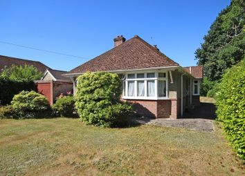 Thumbnail 3 bed detached bungalow for sale in Lake Grove Road, New Milton