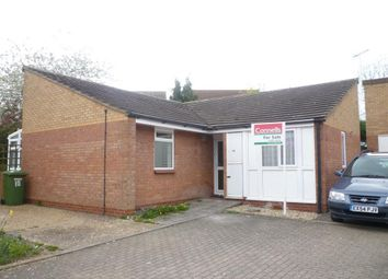 Thumbnail 2 bed bungalow to rent in Lanfranc Gardens, Bolbeck Park, Milton Keynes