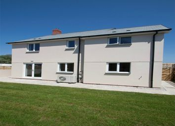 Thumbnail 4 bedroom detached house for sale in North Hill Gardens, Blackwater, Nr Truro