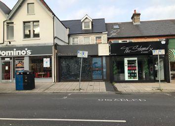 Thumbnail Retail premises for sale in 424 Ashley Road, Parkstone, Poole, Dorset