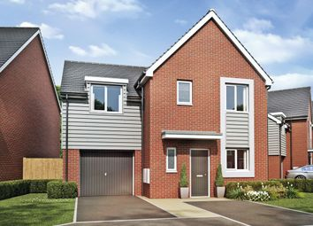 Thumbnail 3 bed detached house for sale in Acacia Lane, Branston, Burton Upon Trent
