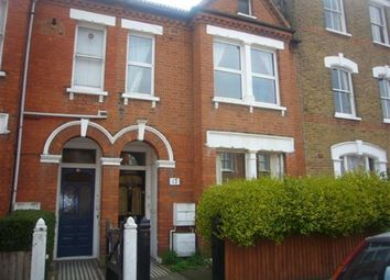 Thumbnail 1 bed flat to rent in Whatman Road, London