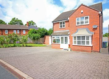 Thumbnail 4 bedroom detached house for sale in Robert Lucas Place, Bearwood, Smethwick