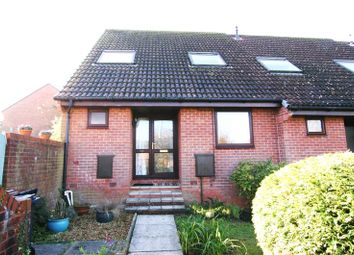 Thumbnail 3 bed terraced house for sale in Stour View Gardens, Corfe Mullen, Wimborne