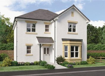 "Thumbnail 4 bedroom detached house for sale in ""Dunbar"" at Springhill Road, Barrhead, Glasgow"