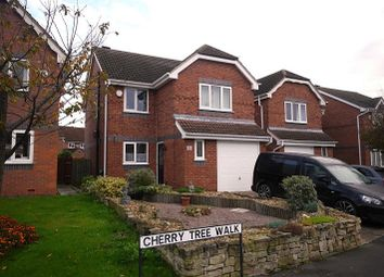 Thumbnail 4 bed detached house to rent in Cherry Tree Walk, Barlby, Selby