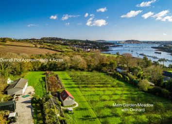Thumbnail Land for sale in Trevissome, Flushing, Falmouth
