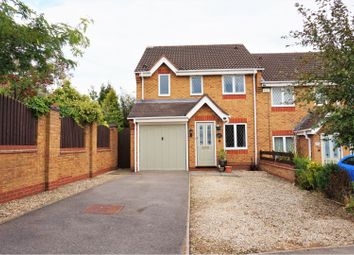 Thumbnail 3 bed semi-detached house for sale in Breadsall Close, Swadlincote
