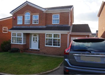 Thumbnail 4 bed detached house for sale in Lambert Fold, Dodworth, Barnsley
